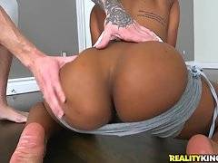 black porn sex movies: Smothered In Booty